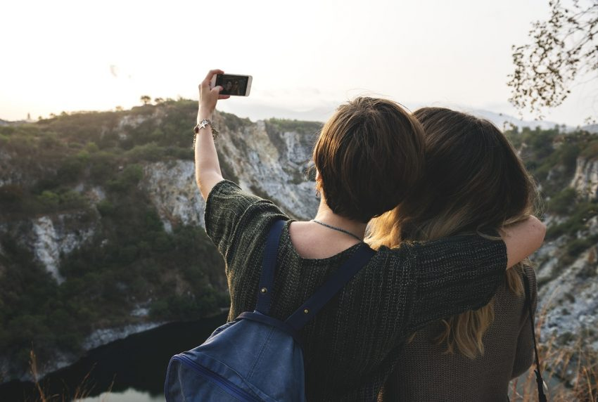 capturing the moment with your smartphone